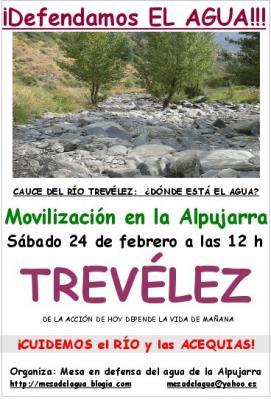 SEGUNDA CONVOCATORIA TREVELEZ